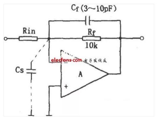 三极管做开关,常用到的电容作用