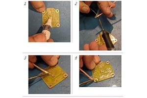 你知道怎么为电路板镀锡吗?