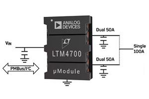 高功率、高集成、高效率:數據中心需要這樣的DC/DC穩壓器