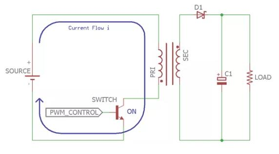 一文读懂反激变换器种类、电路、效率、工作原理!