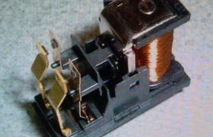 继电器常见故障及处理方法