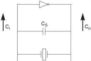 晶体的负载电容