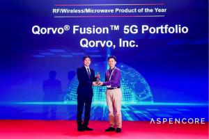 Qorvo RF Fusion 5G产品组合荣获2019年WEAA年度产品奖