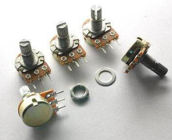 双联电位器接线方法解析