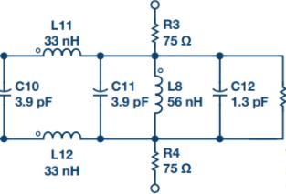 通信系统中接收链的差分滤波器设计