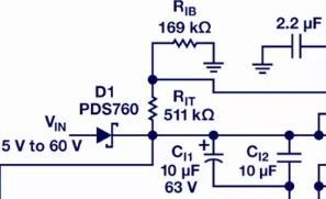 时刻为关键电路供电,这款稳压器你了解了没?