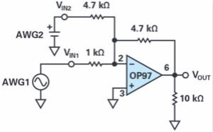 介绍一种有源电路---运算放大器