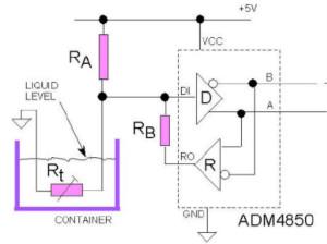这招准管用:利用热敏电阻检测液位