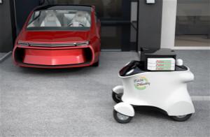 轮式机器人可以应对新的挑战和功能