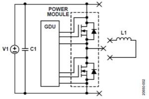 如何用隔離式柵極驅動器和LT3999 DC/DC轉換器驅動1200 V SiC電源模塊?