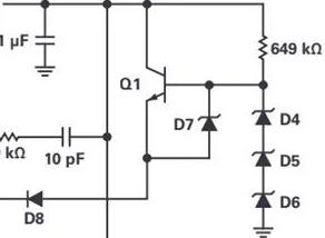 電源電壓600V擴展到800V,5分鐘告訴你如何做到的