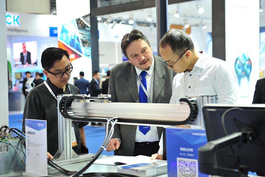 2020年廣州國際工業自動化及裝備展覽會面積突破50,000平方米,再次刷新往屆記錄