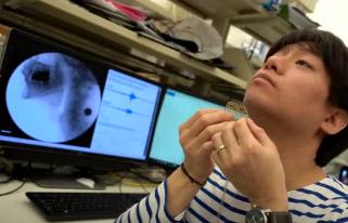 柔性可穿戴貼片傳感器能幫助數百萬吞咽障礙患者