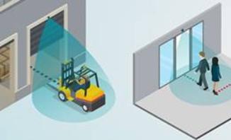 TI毫米波傳感器為自動入口系統帶來智能性、高效性和便捷性