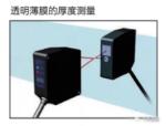 激光位移傳感器的原理、應用、選型