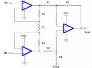 单电源运放和双电源运放有啥区别?