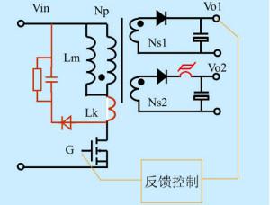 DC/DC模块电源常用的电路形式