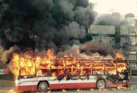 CO 传感器在公交车火灾中的报警检测