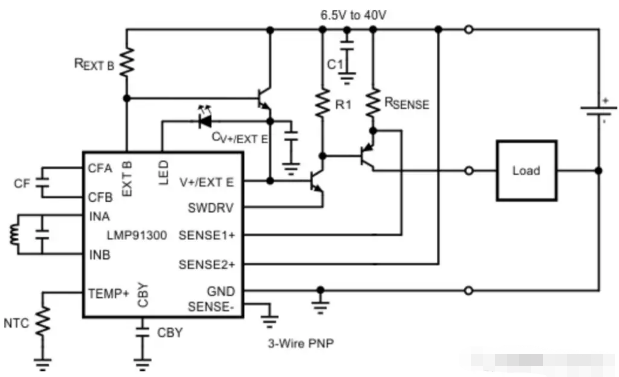 """技术解读电感式接近传感器的""""芯"""""""