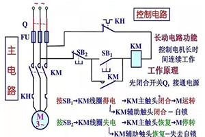 电工作业中的几个经典电路