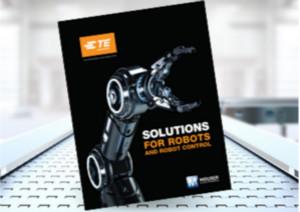 貿澤與TE聯手推出全新電子書,探索機器人發展趨勢