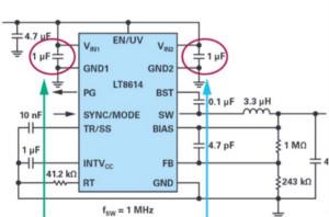 通過降低電源對電容的要求來解決MLCC短缺問題