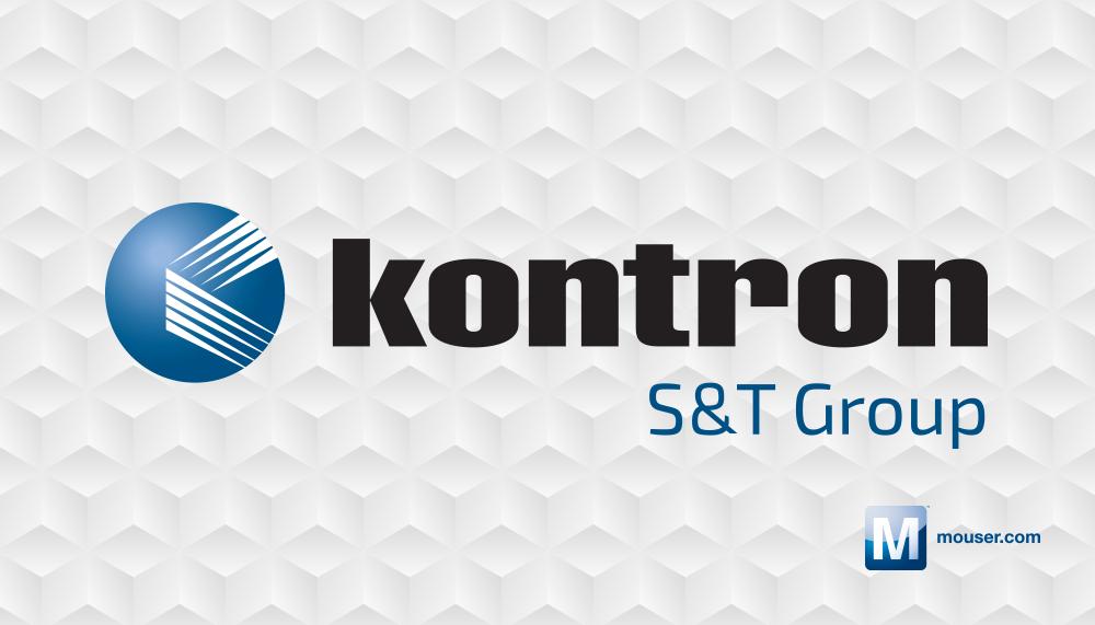 貿澤電子與Kontron簽署全球分銷協議,備貨搭載英特爾處理器的嵌入式COM