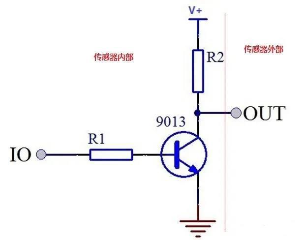 如何用万用表区分PNP传感器和NPN型传感器?