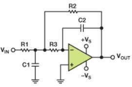 放大器建模為模擬濾波器可提高SPICE仿真速度