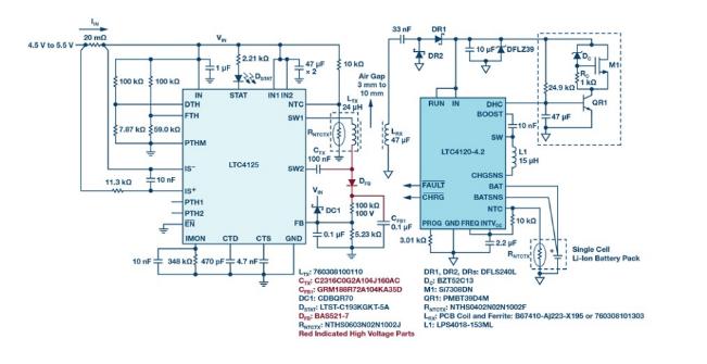 簡化無線電池充電器設計,AutoResonant技術是個不錯的選擇噢~