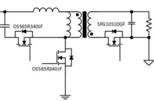 效率媲美氮化镓的超级硅MOSFET