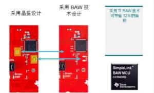 TI SimpleLink無晶振無線MCU助您輕松實現無晶體化