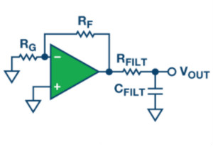 现可轻松用于高精度电路中的零漂移放大器