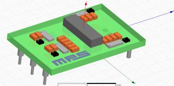 采用两级电源架构方案提升48V配电系统功率密度和数据中心能效