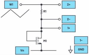 ��MOS晶�w管�B接��e二�O管
