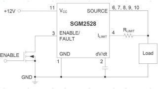 敏感电路过流/过压保护的秘密--SGM2528