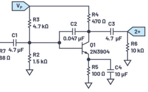 共发射极放大器的频率响应