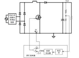 """不检测输入电压可以实现""""功率系●数校正""""吗?"""