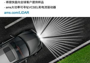 艾迈斯携�I 手Ibeo将固态LiDAR技术推向汽车500万彩票取得重大进展