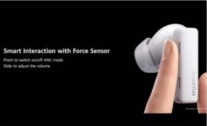 致敬華為,NDT電容壓感觸控方案助燃FreeBuds Pro一往無前