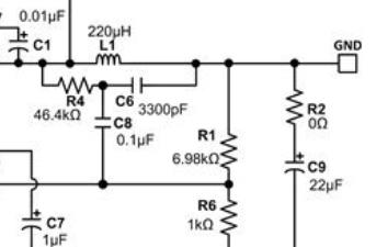 基于LM5017的反相升降压电路支持负电源