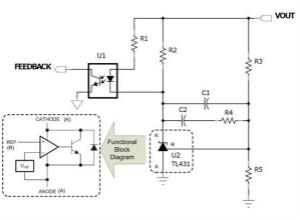 如何调节低电压隔离式电源