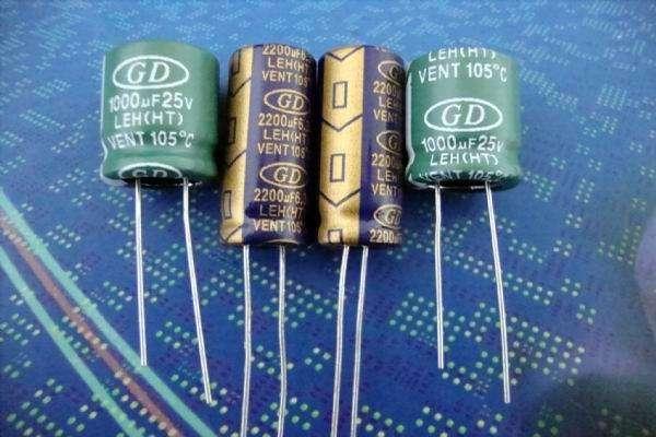 电源设明显是刚刚打造出来计中滤波电容如何选取?