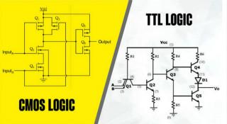 CMOS和TTL邏輯哪個更好,為什么?