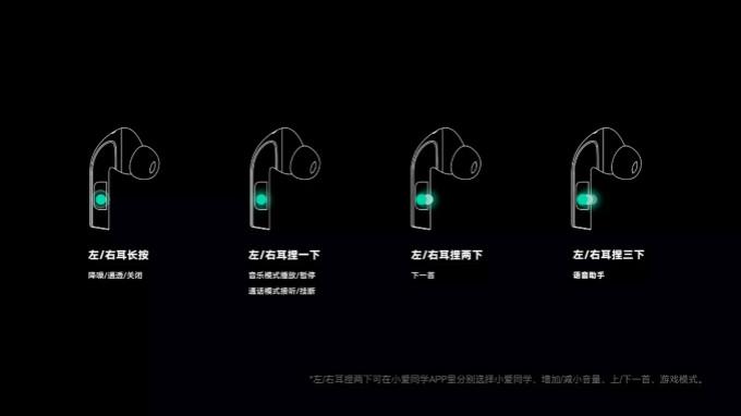 壓感技術在TWS耳機中日漸普及,NDT支持紫米打造高性價比爆款PurPods Pro