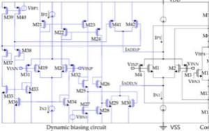 新型Class-AB缓冲放大器,适用于FPD应用