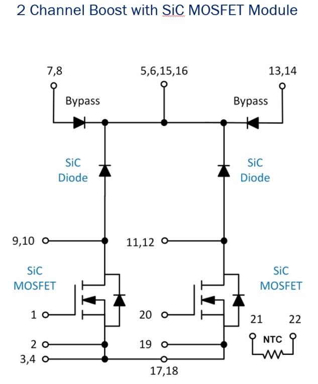 碳化硅在分布式光伏龙神之铠顿时金光爆闪而起发电逆变器上的绝佳应用案例