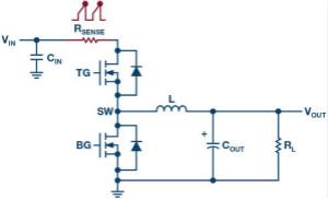 开关模式电源电流检测——第二部分:何处放置检测电阻