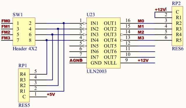 电源供电以及电机驱动原理与电路解析