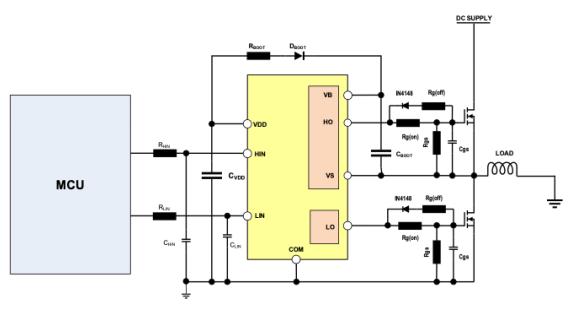 如何选择小功率电机驱动IC?
